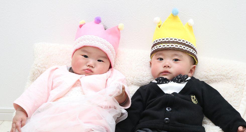 El niño fue llamado Covid y la niña Corona. (Foto referencial: Pixabay)