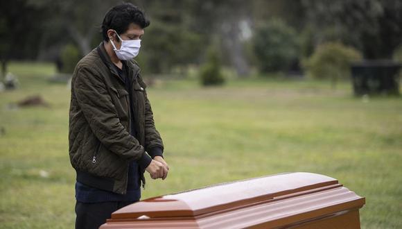 La cantidad de personas fallecidas ha disminuido en las últimas cuatro semanas. (Foto: GEC)