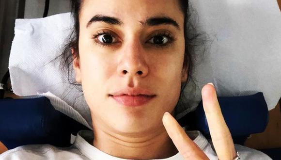 La actriz de 37 años dio a conocer que el trastorno alimenticio que padecía no sólo la afectaron a ella, sino también a su familia. (Foto: Carolina Ramírez / Instagram)