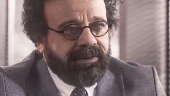 El querido doctor Adil Enric, quien murió tras recibir dos impactos de bala, retornó a la serie, pero de una forma distinta (Foto: Medyapım / MF Yapım)