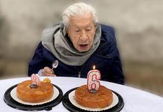 Ignacio López Tarso le rehuye al retiro a sus 96 años