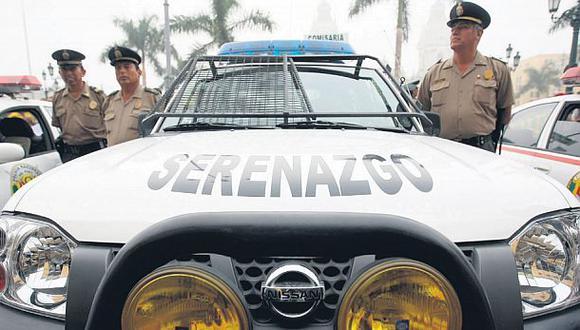 Municipios ya no pagarán a policías que patrullen con serenos