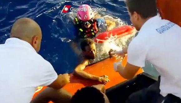 Naufragios más graves de los últimos años en el Mediterráneo