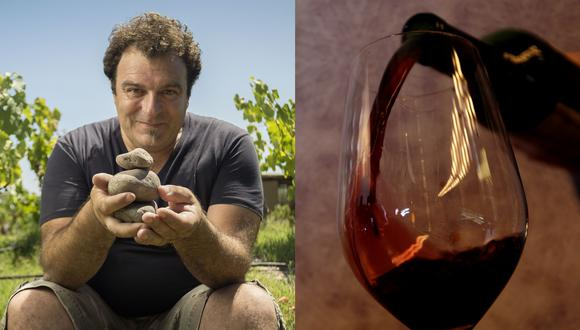 Alejandro Vigil se presenta hoy en el marco del Wine Fest at Home. Fotos: Bodega Catena Zapata/ Soledad Cisneros para El Comercio.