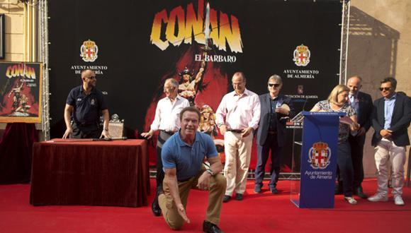 """""""Conan, el bárbaro"""" podría rodarse nuevamente en España"""