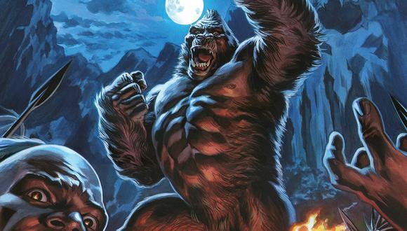 """Imágenes del cómic """"Kong of Skull Island"""". (Foto: Boom Studios)"""