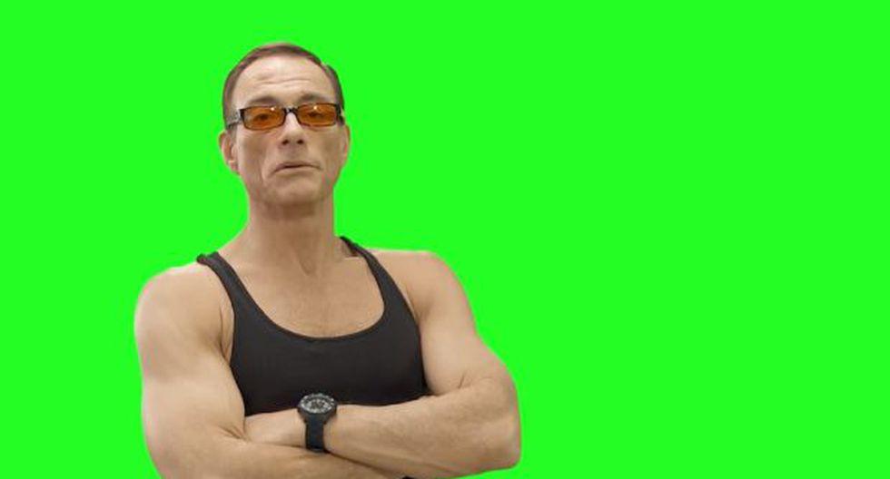YouTube: sí, es posible ver a Van Damme en tu película (VIDEO)