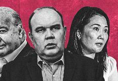 Rafael Lopez Aliaga, Keiko Fujimori y Hernando De Soto se disputan el voto conservador en etapa decisiva
