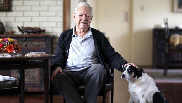 Tomas Unger cumple 90 años. Es el divulgador científico más destacado del Perú. (Archivo El Comercio).