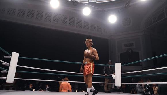 """Justin Bieber es un boxeador joven que intenta ganar el título en su nuevo videoclip de """"Anyone"""". (Foto: Instagram / @justinbieber)."""