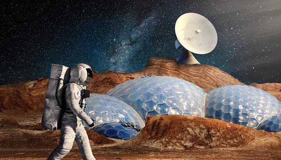 Luego de la Luna, Marte es el futuro destino de los humanos. (Pixabay)