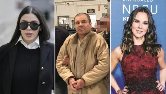 Emma Coronel | Esposa de El Chapo Guzmán condiciona a Kate del Castillo en la realización de alguna película. Foto: El Universal de México/ GDA