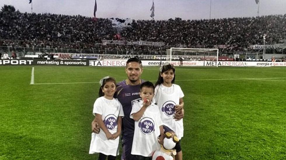 10 fotos familiares de Juan Vargas como amoroso padre - 6