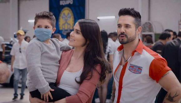 """""""Te doy la vida"""" se ha convertido en la primera telenovela mexicana en retomar sus actividades durante la pandemia del coronavirus (Foto: Televisa)"""
