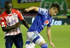 Junior igualó 1-1 ante Millonarios por la jornada 16 de la Liga Betplay