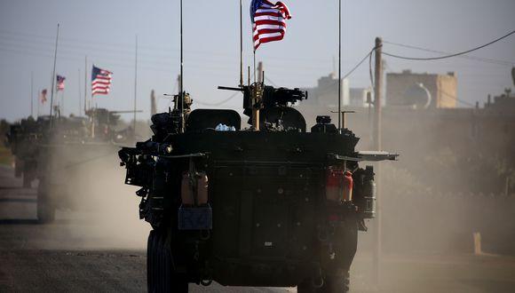 Manbij: Coalición bombardea al Estado Islámico en Siria tras atentado que mató a militares de Estados Unidos. (AFP).