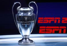 ESPN en vivo: partidos de fútbol en directo