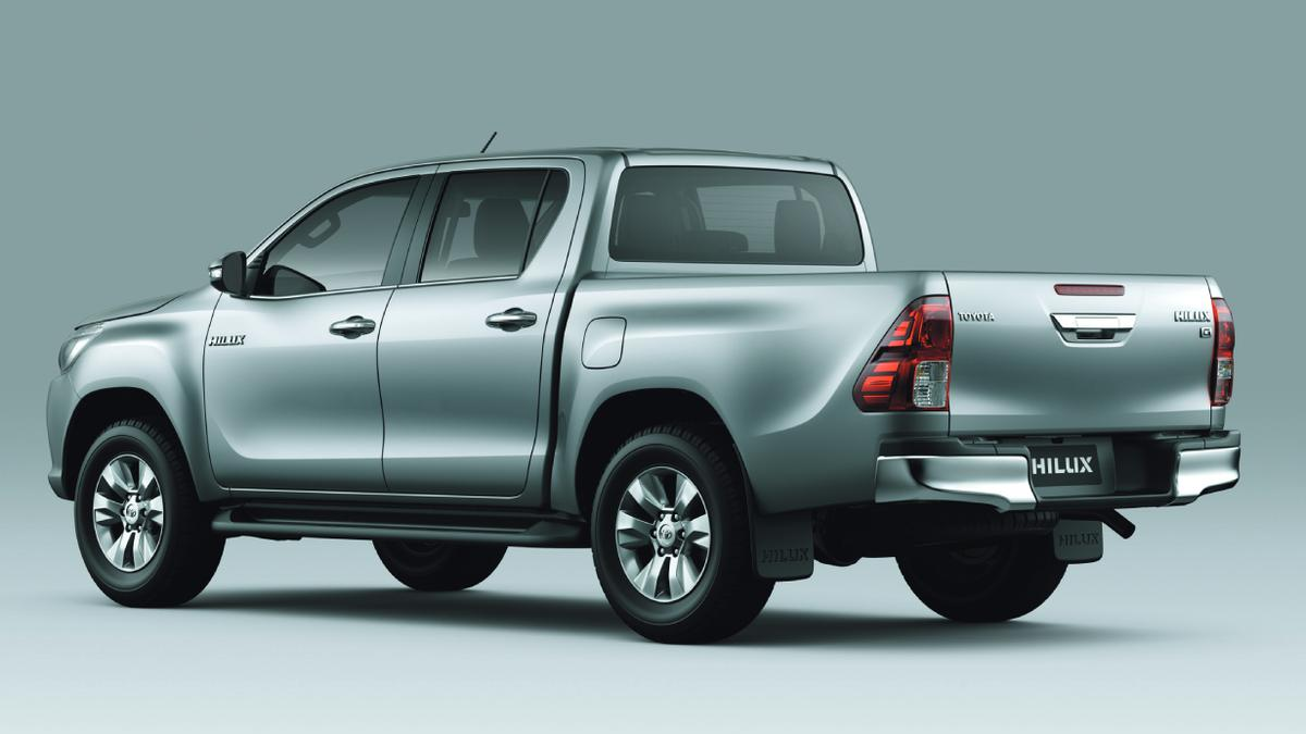 Nueva Toyota Hilux 2020 Es Presentada En El Perumin Fotos Ruedas Tuercas El Comercio Peru