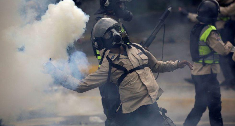 Venezuela: Una semana de lucha desde anuncio de Constituyente - 5