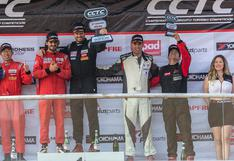 Flavio Artoni va por su primer título en el Campeonato de Circuito Turismo Competición