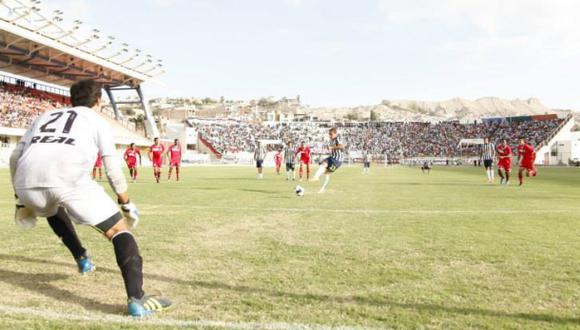 Copa Inca 2014: ¿Por qué no se transmitió el San Simón-Alianza?