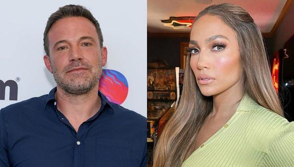 """Jennifer Lopez y Ben Affleck """"están locamente enamorados y esta vez no quieren dejarse ir"""". (Foto: Getty Images / @chrisappleton1 Instagram)"""