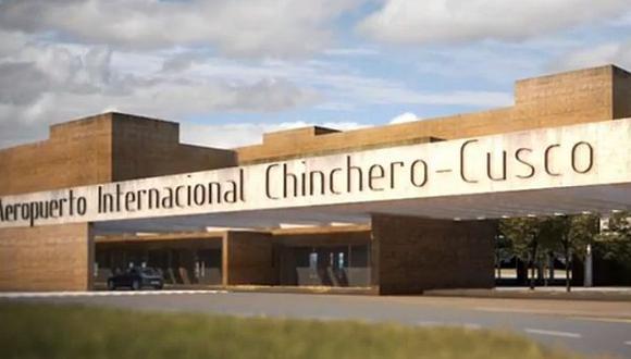 Aeropuerto de Chinchero: construcción iniciará en enero de 2017