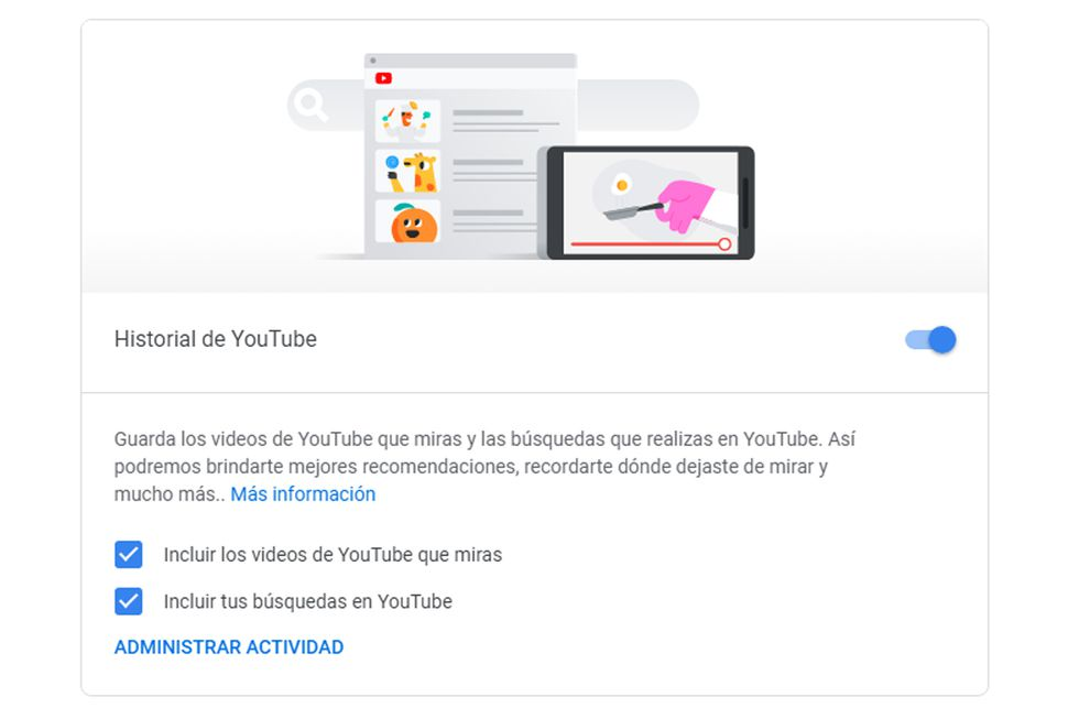 Para poder desactivar la opción de Historial, deberás ingresar a tu cuenta de YouTube. (Foto: Google)