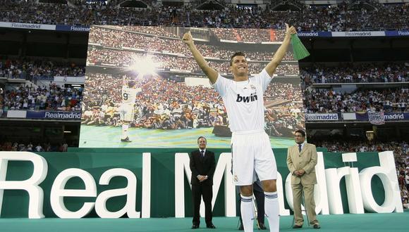Sporting de Lisboa, Manchester, Real Madrid y Juventus, los equipos de Cristiano. (Foto: Reuters)