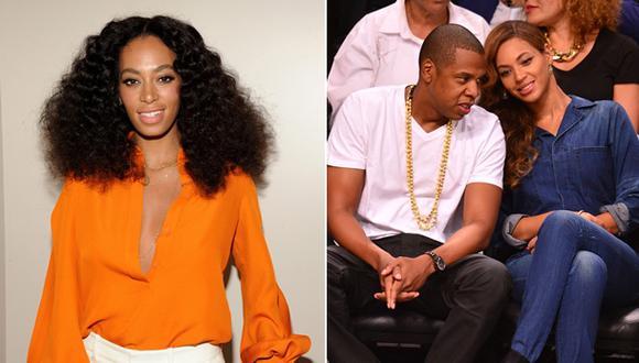 Hermana de Beyoncé habló por primera vez de su pelea con Jay-Z