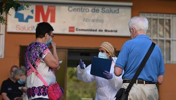 Coronavirus en España | Últimas noticias | Último minuto: reporte de infectados y muertos hoy, martes 22 de septiembre del 2020 | Covid-19| (Foto: EFE/ Fernando Villar).