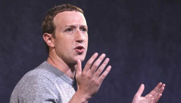 Mark Zuckerberg se disculpó por el reciente colapso de la compañía. (Foto: Getty Images)