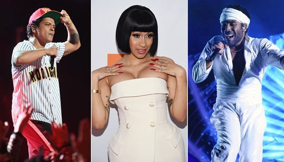 Nominados a los MTV VMA 2018. (Fotos: Agencias)