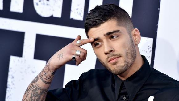 Zayn Malik no se parece a One Direction en su nuevo disco