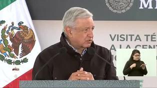 """López Obrador responde a EE.UU que no dará """"paso atrás"""" en su política energética"""