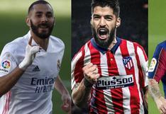 Tabla de posiciones de LaLiga Santander EN VIVO: así marcha el fútbol español tras el final de la fecha 24