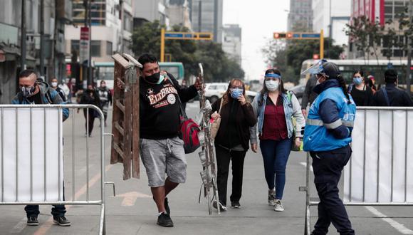 En Lima Oeste, la temperatura máxima llegaría a 22°C, mientras que la mínima sería de 15°C. (Angela Ponce/GEC)