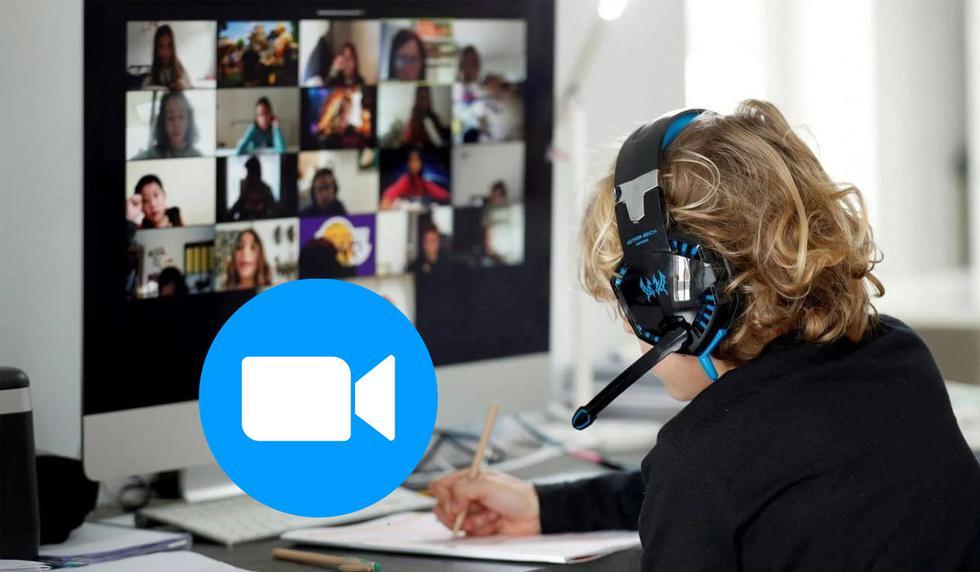 ¿Quieres mejorar la interacción con todos tus alumnos? Entonces estos son los consejos que debes seguir para que tus clases virtuales escolares sean un éxito. (Foto: Zoom)