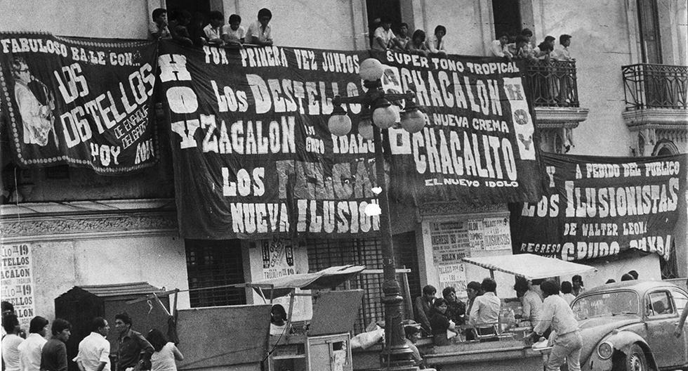 Foto: Eduardo Ramírez/ Archivo Histórico El Comercio