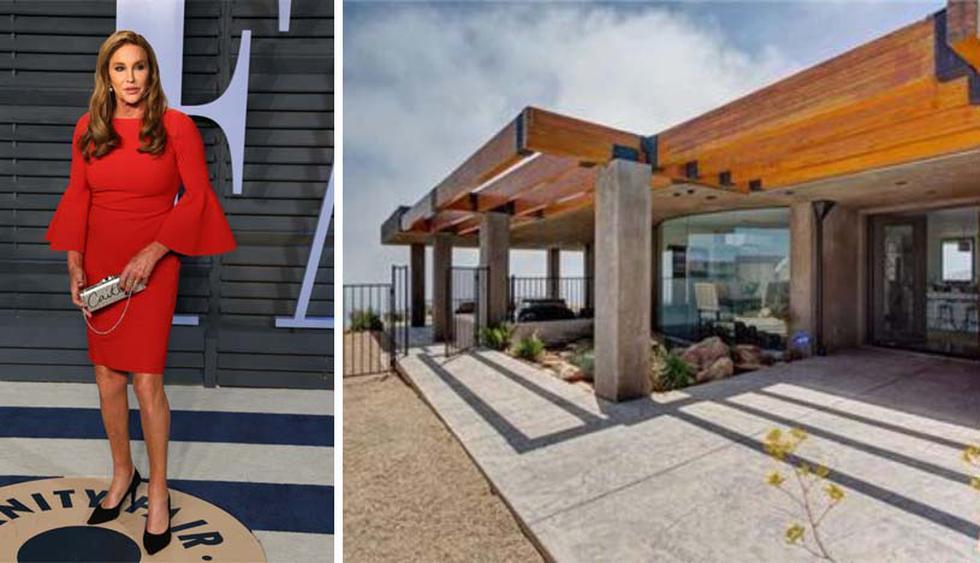 Caitlyn Jenner adquirió esta casa de Malibú por $3.5 millones. Se ubica en una montaña con vista al Océano Pacífico. (Foto: The MLS)