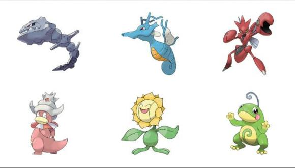 Pokémon Go suma objetos para la evolución de algunos pokémones