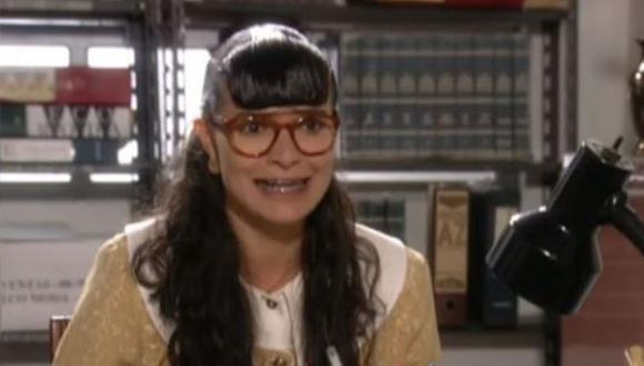 """""""Betty, la fea"""" fue protagonizada por Ana María Orozco y Jorge Enrique Abello (Foto: RCN)"""