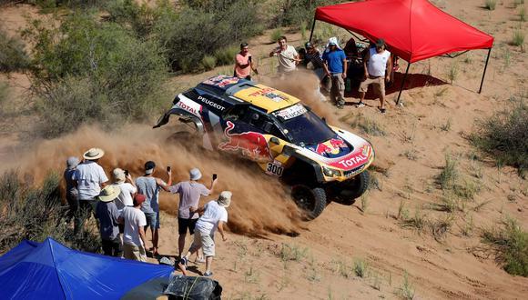 Este viernes se disputó la penúltima etapa del Rally Dakar 2018. El sábado los pilotos llegaron al podio en la ciudad de Córdoba en Argentina. (Foto: Reuters)