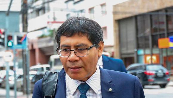 Fiscal Germán Juárez tiene a su cargo a investigado a Ollanta Humala (Foto: GEC)