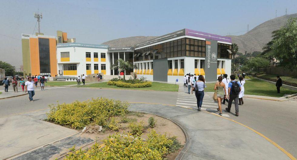 Estudiar la carrera de arquitectura en la Universidad Peruana Unión puede costar anualmente S/13.538 (Foto: El Comercio)