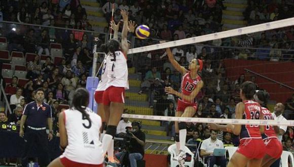 Vóley: Perú cayó 3-0 ante Estados Unidos en Toronto 2015