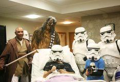 El gran deseo de un paciente terminal se hizo realidad gracias a Disney: pudo ver 'Star Wars: The Rise of Skywalker' antes del estreno