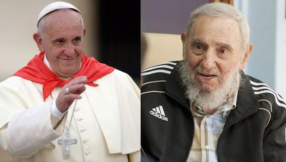 El papa Francisco se reunirá con Fidel Castro en Cuba