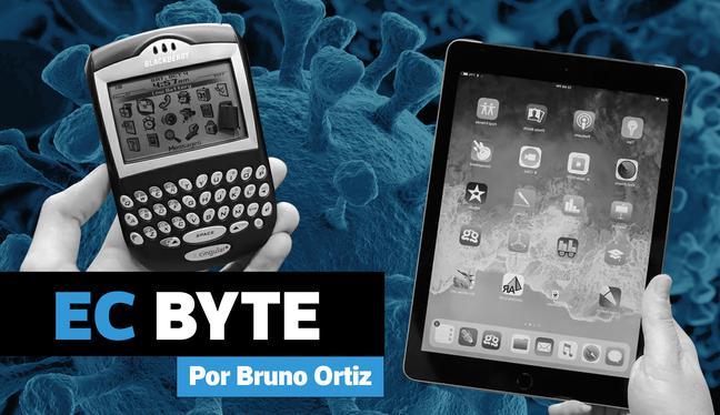 EC BYTE: ¿Podrá el iPad desplazar al MacBook?