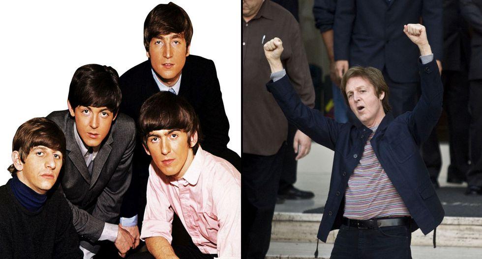 Paul McCartney cumple hoy 77 años. Aunque algunos de los fanáticos de Los Beatles sostienen que la leyenda del rock falleció en 1966 y fue reemplazado por un doble. (Foto: El Comercio)